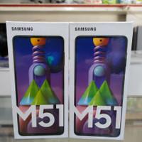SAMSUNG GALAXY M51 8/128 BONUS BUDS PLUS RESMI SEIN SAMSUNG INDONESIA