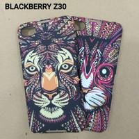 BLACKBERRY BB Z30 HARD CASE LUXO MOTIF ANIMAL GLOW IN DRAK