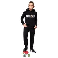 Sweater Free Fire Hoodie Anak Pria Size M, L, XL Cotton Fleece
