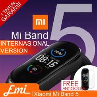 Xiaomi Jam Mi Band 5 Amoled Smartband Smart Watch Miband 5