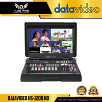 Datavideo HS-1200 HD 6 Channel Portable Production Studio