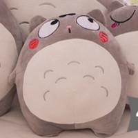 Boneka Kucing Bulat Bantal Lucu Cute Round Pillow Stuffed Cat