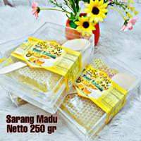 sarang madu 250 gram asli (new)