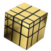 Rubik Mirror Qiyi Stickerless Premium New Style 3 x 3 x 3 - BY-163