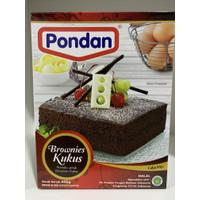 Brownies kukus pondan cake mix 400 gram