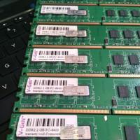 RAM MEMORY PC DDR2 2GB PC 6400 VGEN
