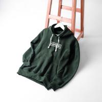 Hoodie KRM Green
