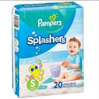 popok splashers pampers bayi renang