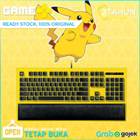 Razer Keyboard Pikachu Limited Edition