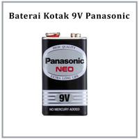 batterai Kotak 9V / Baterai 9V Panasonic Neo