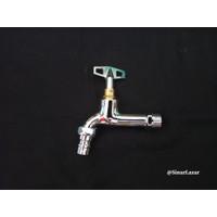 Keran air taman kunci / kran tembok garden faucet kunci