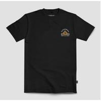 Kaos Baju Tshirt Distro Queen Beer Pria Murah Hitam