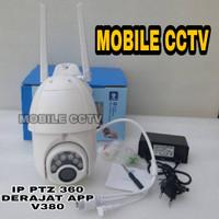Ip Camera Mini PTZ 360 Derajat Original app icsee 3MP