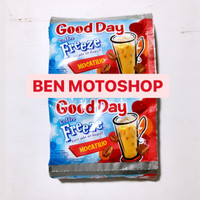 Good Day Coffee Freeze Mocafrio 1 Renceng 10 Sachet Pcs Kopi Goodday