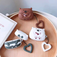 READY CASE AirPods Pro / Pro Clone - We Bare Bears 3D