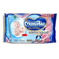 Mamypoko Wipes Fragrance 52 - Tisu Basah Bayi Mamy Poko Perfume 52