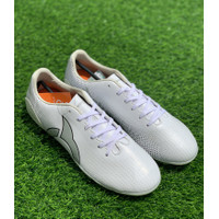 Sepatu bola Ortuseight original Solaris FG white grey new 2020