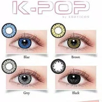 SOFLENS X2 KPOP 16MM BIGEYES / X2 BY EXCOTICON