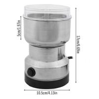 NM-8300 Mesin Penggiling Kopi dan biji Mini Electric Coffee Grinder