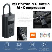 XIAOMI Mi Portable Electric Air Compressor - Pompa Ban Elektrik