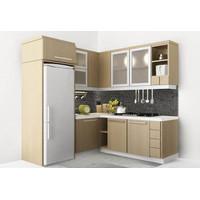 Jual Kitchen Set Minimalis Murah Harga Terbaru 2021