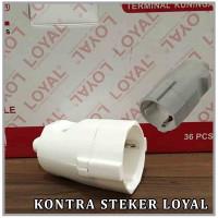 Kontra Steker / Contra Steker / Steker Cewek LOYAL