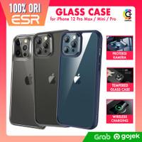 ESR Mimic Case iPhone 12 Pro Max / 12 Pro / 12 Mini Clear Soft Casing