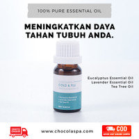 essential oil cold & flu - Essential Oil Tea Tree - 10ml by chocolaspa