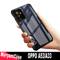 Case Oppo A33 iPaky Shield Transparent Premium Softcase