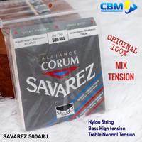 SENAR GITAR SAVAREZ NYLON MIX TENSION 500ARJ SENAR SAVAREZ 500 ARJ