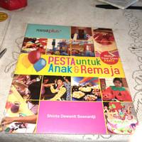buku keterampilan pesta untuk anak dan remaja