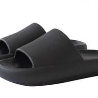 sandal hak tinggi rumah unisex bahan EVA anti slip warna super murah