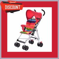 Stroller Bayi Lipat Kereta Dorong Bayi