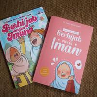 Paket Buku Parenting dan Komik Anak Islami Berhijab Dengan Iman