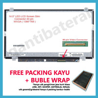 LCD LED Laptop Dell Inspiron 14 5000 Series P49G 14 inch slim 40 pin