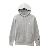 Pullover Hoodie Basic Champion Original - Oxford Grey, L