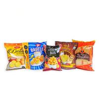 Paket Bagelen Probitas 5 Pack Roti Kering Snack Sehat Harga Hemat