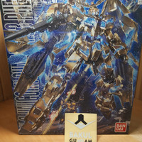 MG 1/100 RX-0 Unicorn Gundam 03 Phenex Gold Coating
