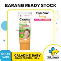 Caladine Baby Liquid Powder With Anti Irritant 100 gram