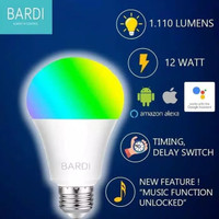 BARDI Smart Light Smart Bulb LED RGB+WW 12W Smartlife
