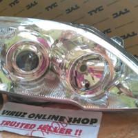 HEADLAMP HEAD LAMP LAMPU DEPAN UTAMA HONDA ALL NEW CRV GEN 3 2007 2008