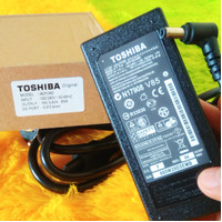 Charger TOSHIBA ORI New! (LAPTOP & NOTEBOOK) 19v-3,42A   5,5x1,7mm