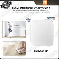 XIAOMI MI SMART BODY WEIGHT SCALE 2 - TIMBANGAN BADAN DIGITAL ORIGINAL