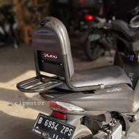 Sandaran Jok Motor Lexi XRIDE Soul GT XEON Mio sporty M3