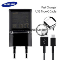 Charger Samsung 100% Original Fast Charging Usb Type C S8 S9 S10