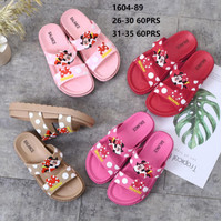 Sandal Anak Premium Minnie Mouse Mickey Sendal anak perempuan jelly