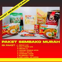 Paket Sembako Lengkap Murah | Parcel Sembako Murah Lengkap (Paket 7)