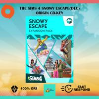 The Sims 4: Snowy Escape (DLC) PC Original - Origin Redeem