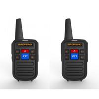 Baofeng BF-C50 HT UHF Ori Baru Garansi Mini Sepasang C-50 BFC50 Radio