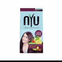 NYU Creme Hair Colour Burgundy